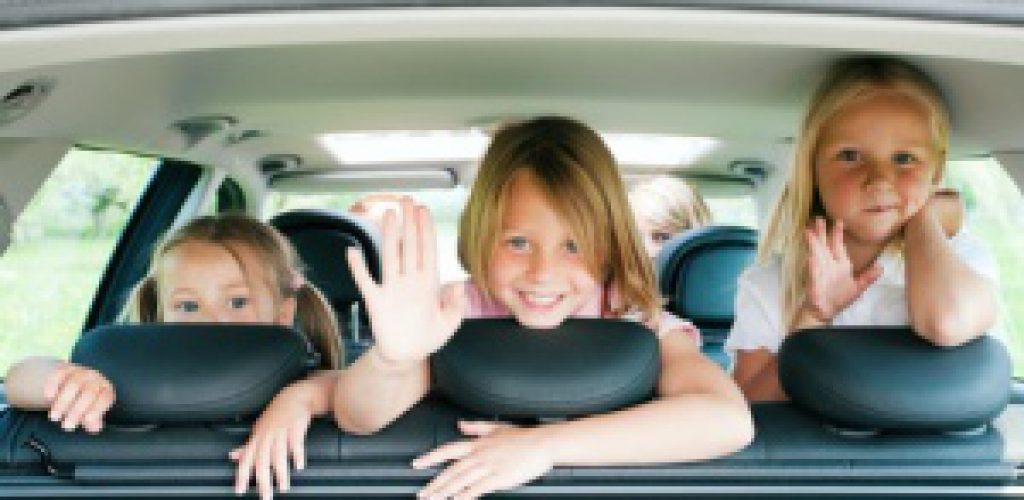 Spiele für die Autofahrt