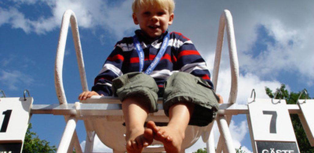 Kletterturm – ein Spielgerät, viele Möglichkeiten auch im Urlaub