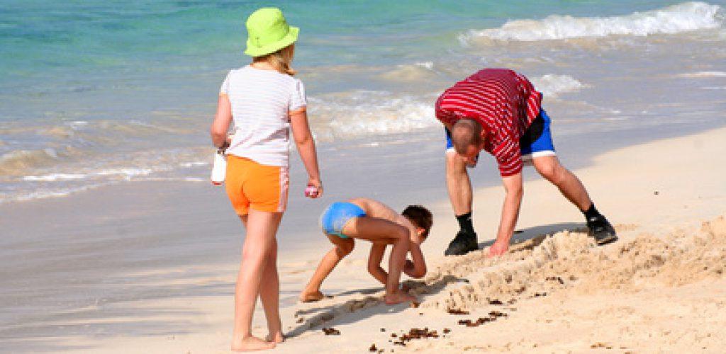 Kinderurlaub in Spanien