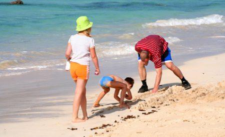 Strandurlaub mit Kindern ist ein besonderes Erlebnis