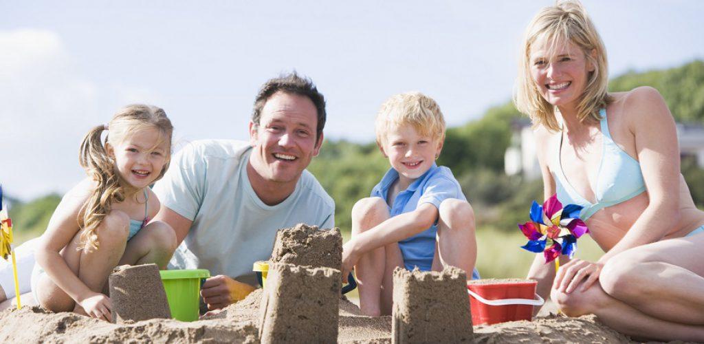 Tipps für einen erholsamen Urlaub mit Kindern