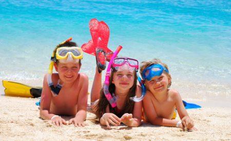 Urlaubsträume der Kinder : So punkten Sie beim Nachwuchs
