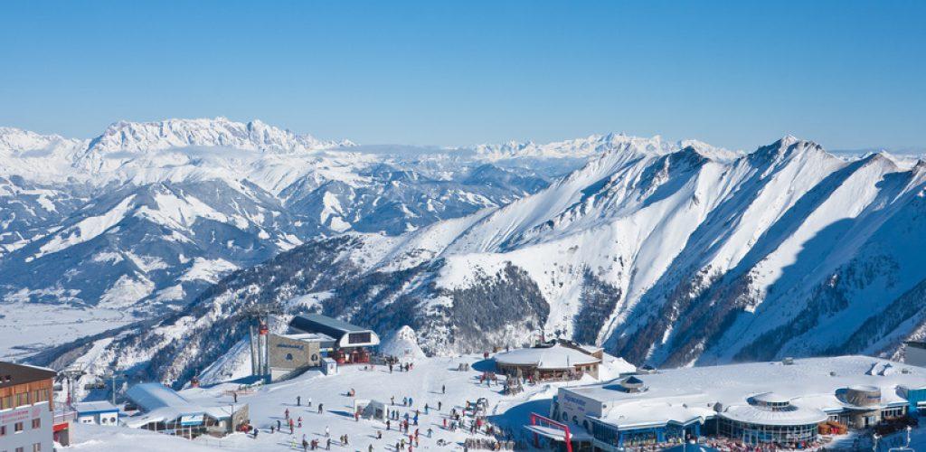 Skigebiete in den Bayerischen Alpen