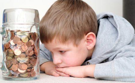 Umgang mit Geld lernen: Girokonto für Kinder