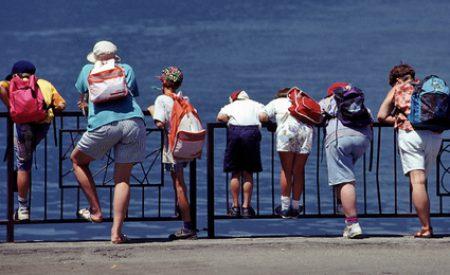 Eine Checkliste für betreute Kinderreisen