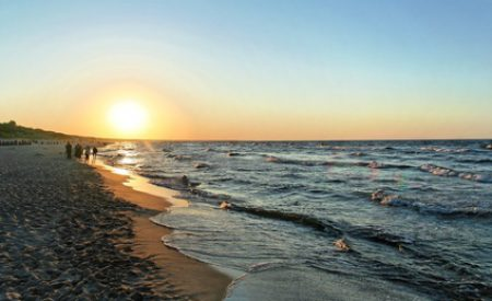 Erholsamer Ostseeurlaub mit den Kindern in der kalten Jahreszeit