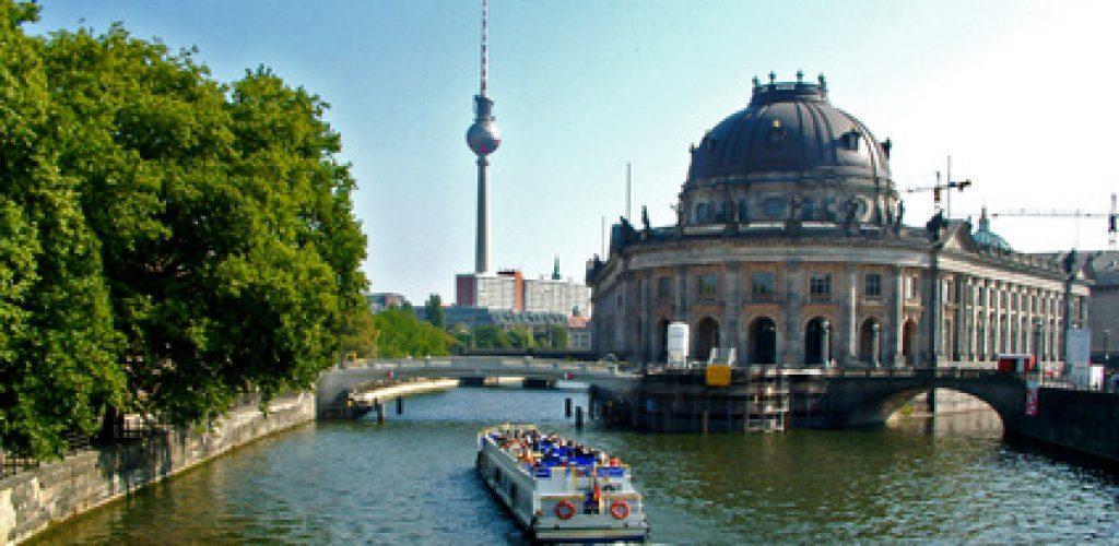 Ein Familienausflug nach Berlin