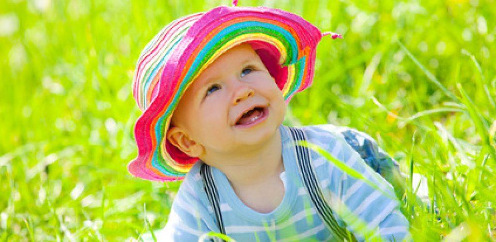 Bauernhofurlaub mit Kleinkind
