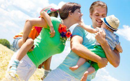 Der Familienurlaub mit Kindern muss anders geplant werden!