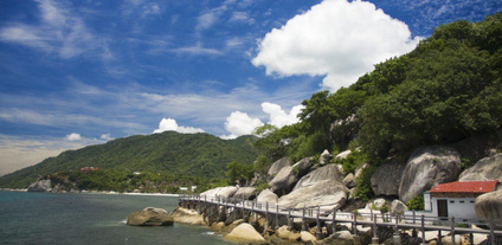 Thailändisches Tropenparadies: Ko Samui
