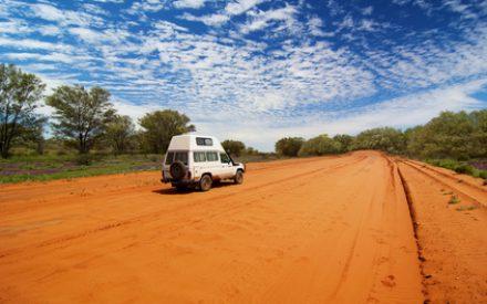 Alice Springs – das Tor zum australischen Outback