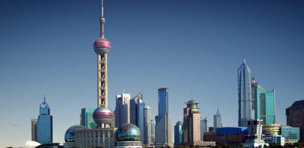 Boomende Metropole des Fernen Ostens: Shanghai