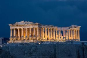 Auf den Spuren europäischer Zivilisation: zu Gast in Athen