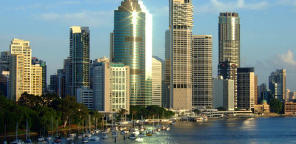 Metropole mit Badestrand im Stadtbereich: Faszinierendes Brisbane