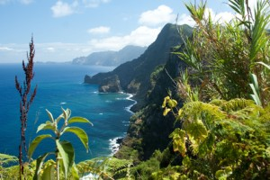 Portugiesische Blumeninsel im Atlantik: Madeira