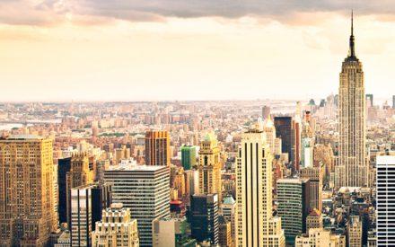 Definitiv keine Stadt wie jede andere: New York City