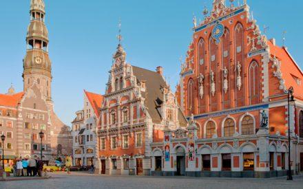 Riga wird 2014 Kulturhauptstadt