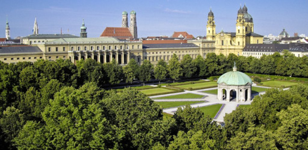 München im Frühling entdecken: die schönsten Parks und Gärten