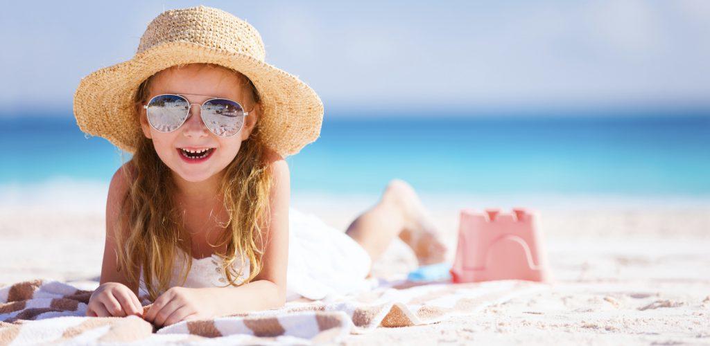 Vorsicht Sonne – Kinderhaut braucht besonderen Schutz