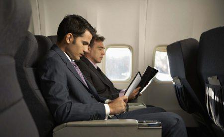 Flugreise trotz Herzschwäche