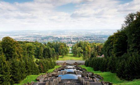 UNESCO-Welterbe: Der Herkules in Kassel