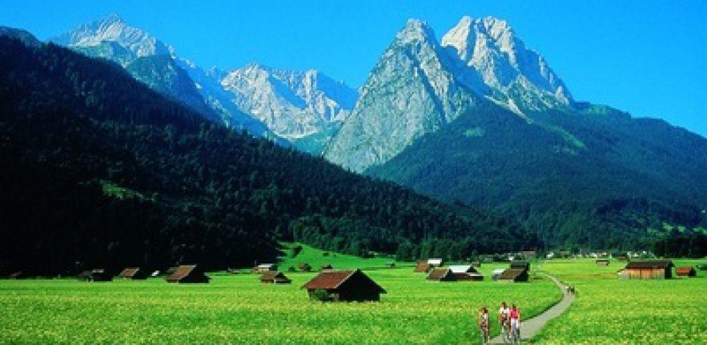 Das sind Deutschlands höchste Berge