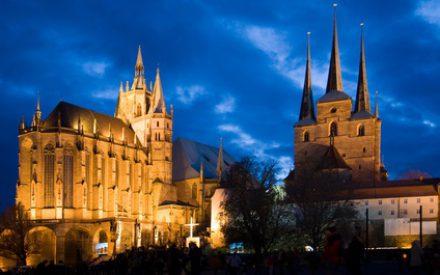 Tolle Sehenswürdigkeiten in Erfurt