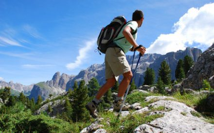 Zugspitze: Wandern an der Riffelscharte