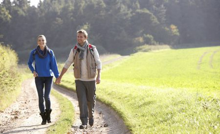 Fünf Wanderwege in Thüringen