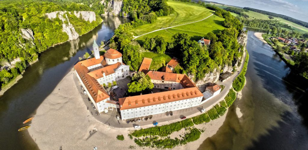 Der Donau-Panoramaweg: Stadt, Land, Fluss