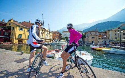Sorglos mit dem Fahrrad und dem E-Bike unterwegs