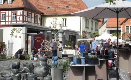 Im unterfränkischen Sommerhausen trifft kulturelle Vielfalt auf Weingenuss