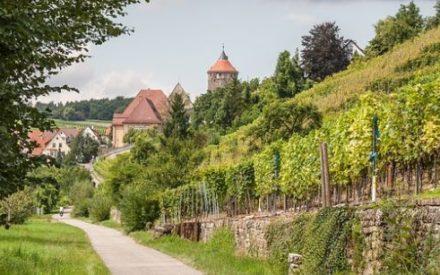 Italien in Schwaben: Die Schwäbische Toskana mit dem Fahrrad erkunden