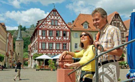 Tipps für aktive Paare: Ein erlebnisreiches Wochenende in Karlstadt am Main