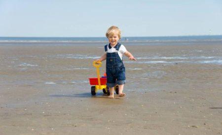 In Otterndorf an der Nordsee kommt die ganze Familie auf ihre Kosten
